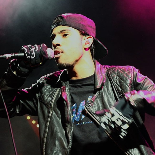 Vic Mensa as seen in March 2014