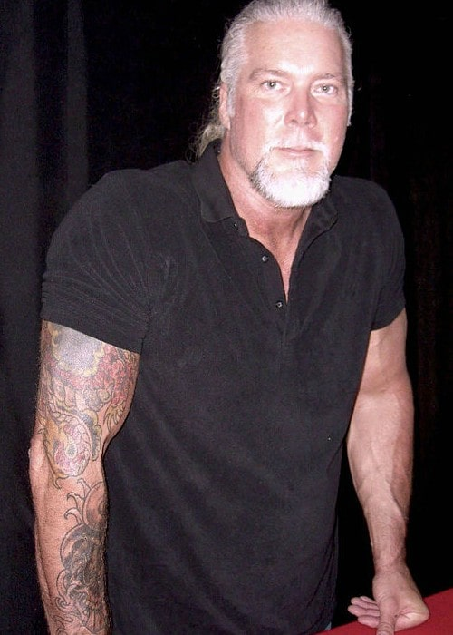 Kevin Nash at the Big Apple Convention in Manhattan in October 2010