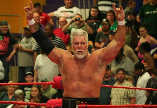 Kevin Nash as seen in April 2012