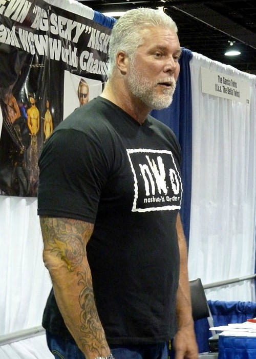 Kevin Nash as seen in August 2012