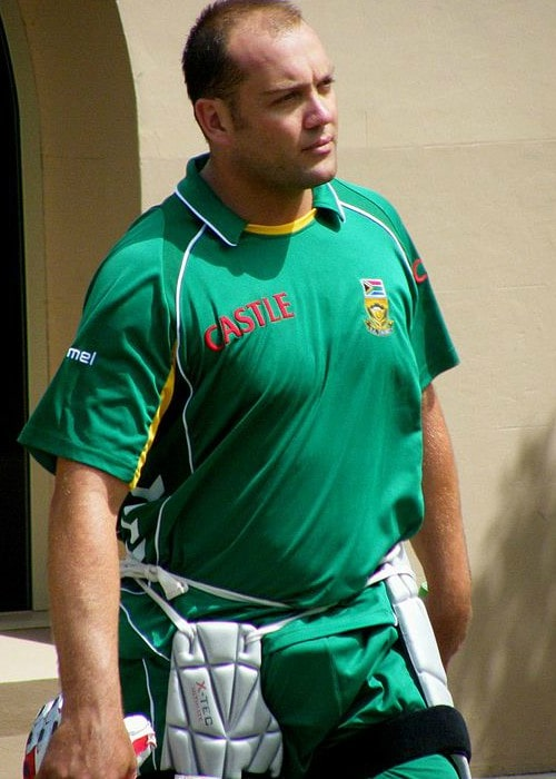 Jacques Kallis at the Sydney Cricket Ground as seen in January 2009