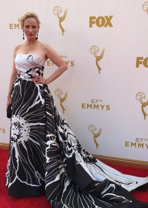 Laila Robins as seen in a picture taken at the 67th Emmy Award Event