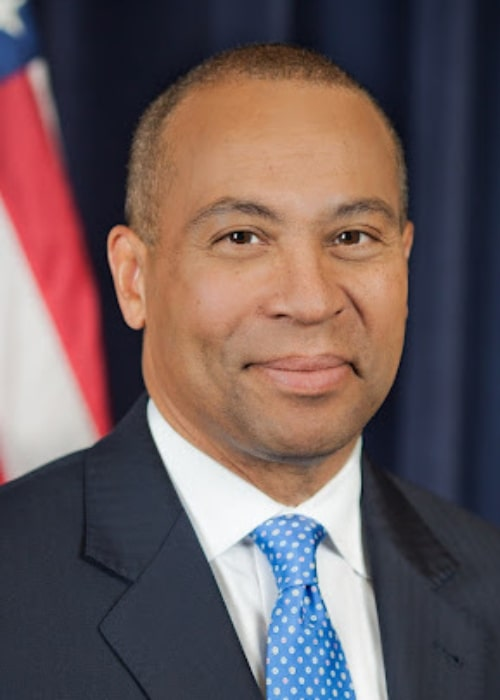 Deval Patrick as seen in one of his official pictures