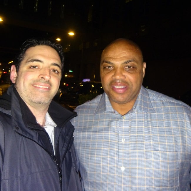 Charles Barkley as seen in March 2017