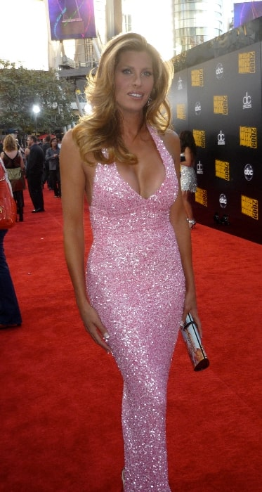 Candis Cayne as seen while posing for a picture during an event in November 2009