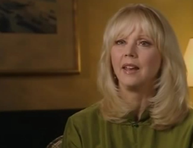 Shelley Long during an interview in January 2011