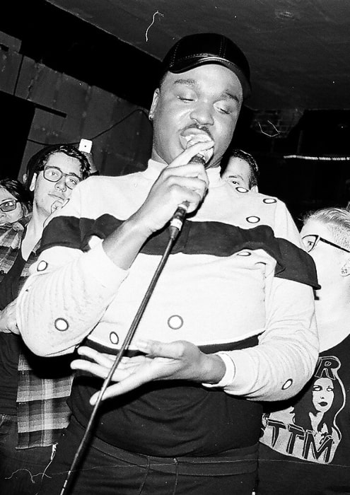 Cakes da Killa as seen while performing in February 2017