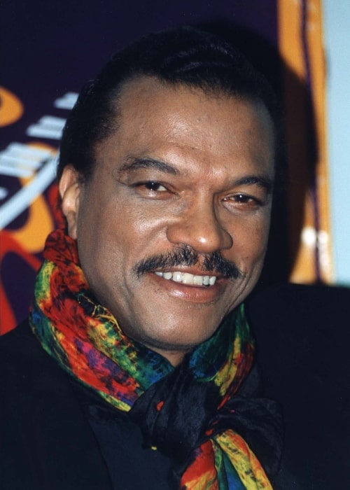 Billy Dee Williams as seen in a picture taken at the Kennedy Center on October 26, 1997 Washington, D.C.