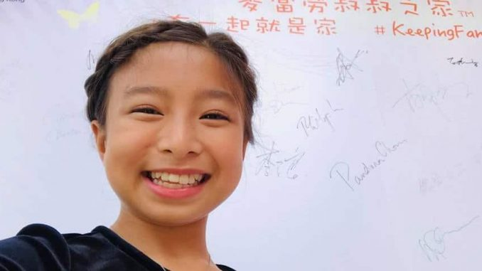 """Celine Tam's from """"AGT"""" Wiki: Parents, Age, Audition, Nationality, Family, Father, Net Worth, School"""