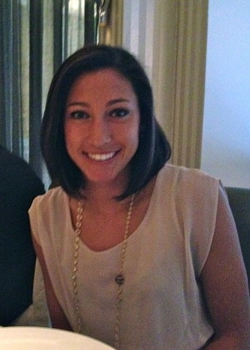 Christen Press as seen in May 2012