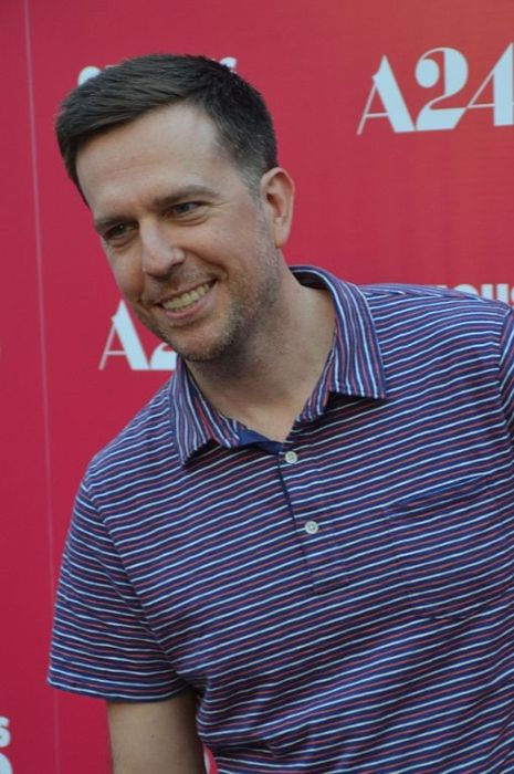 Ed Helms at the premiere of Obvious Child in June 2014