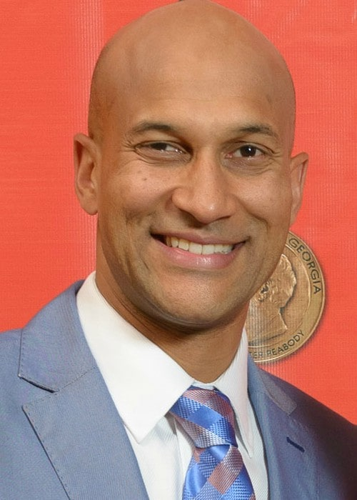 Keegan-Michael Key at the Peabody Awards event in 2014