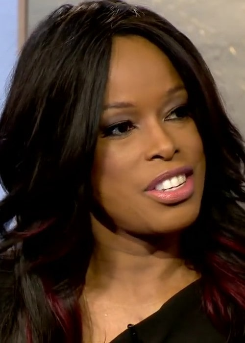 Pam Oliver during an interview as seen in January 2014