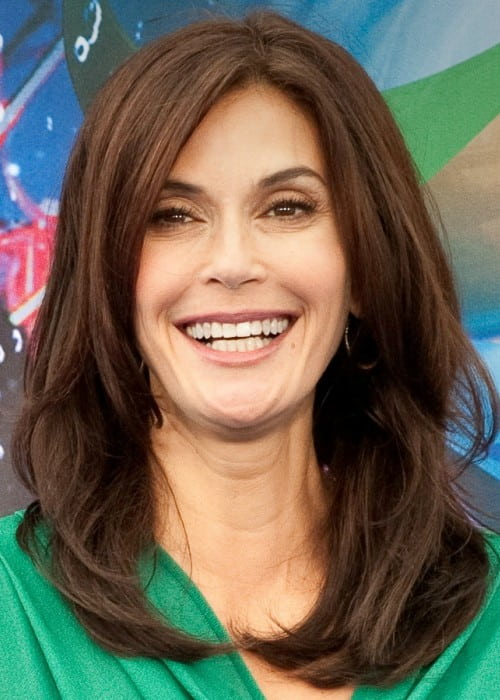 Teri Hatcher during an event in June 2010
