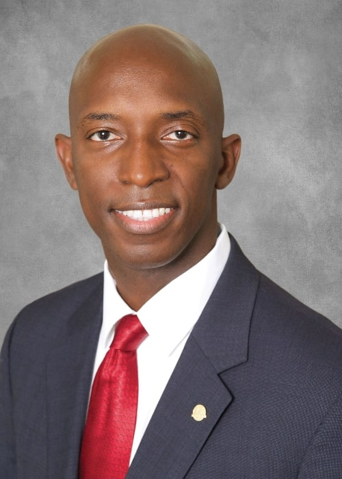 Wayne Messam as seen in one of his official pictures
