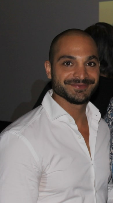 Michael Mando as seen during an event in March 2015