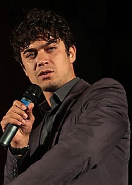 Riccardo Scamarcio as seen during an event in September 2008