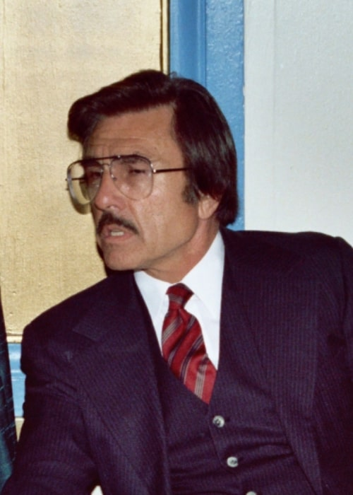Gary Owens as seen at the 1982 San Diego Comic Con (later called Comic-Con International)