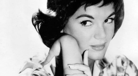 Connie Francis Height, Weight, Age, Body Statistics, Biography, Family