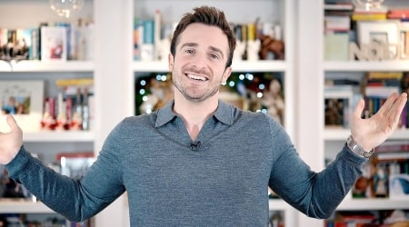 Matthew Hussey Height, Weight, Age, Girlfriend, Family, Facts, Biography