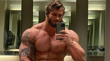 Calum Von Moger Height, Weight, Age, Spouse, Family, Facts, Biography