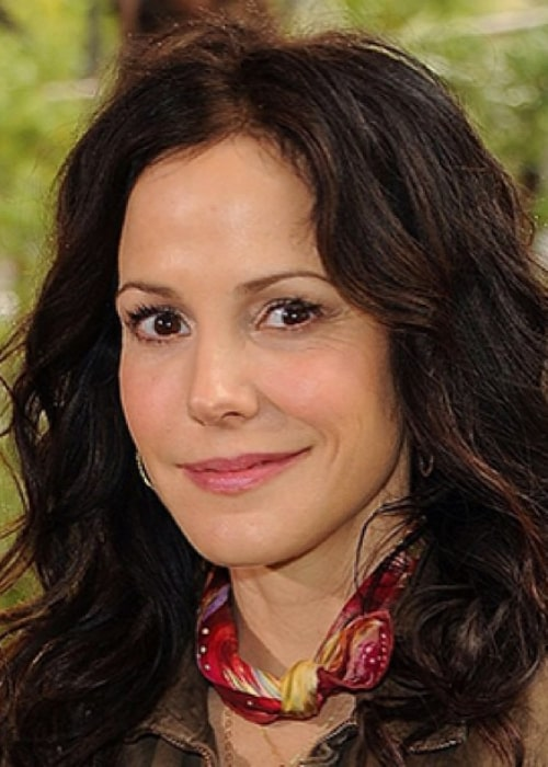 Mary-Louise Parker as seen in an Instagram Post in August 2013