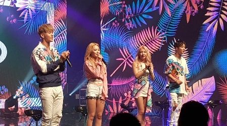 Kard (Group) Members, Tour, Information, Interesting Facts, Music Info