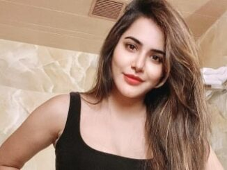Ashu Reddy Height, Weight, Age, Boyfriend, Family, Facts, Biography