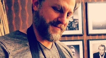 Joe Tippett Height, Weight, Age, Body Statistics, Biography, Family, Facts
