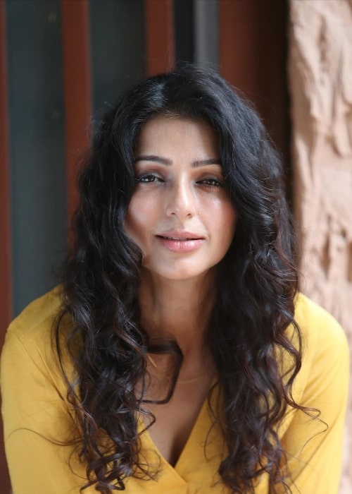 Bhumika Chawla as seen in an Instagram post in May 2021
