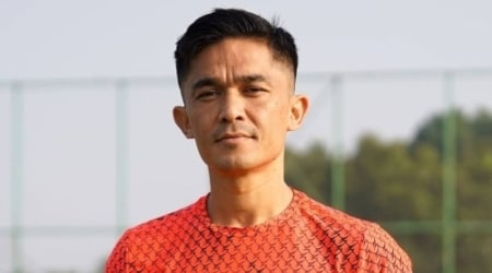 Sunil Chhetri Height, Weight, Age, Family, Facts, Spouse, Biography