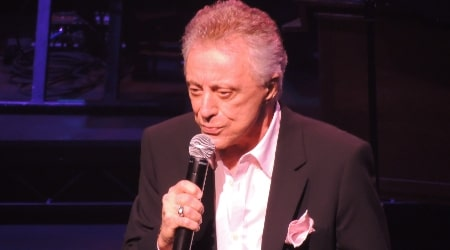 Frankie Valli Height, Weight, Age, Body Statistics, Biography, Family, Facts
