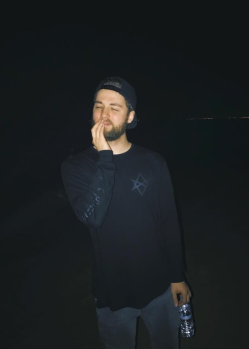 FaZe Jev as seen in a picture that was taken in October 2017