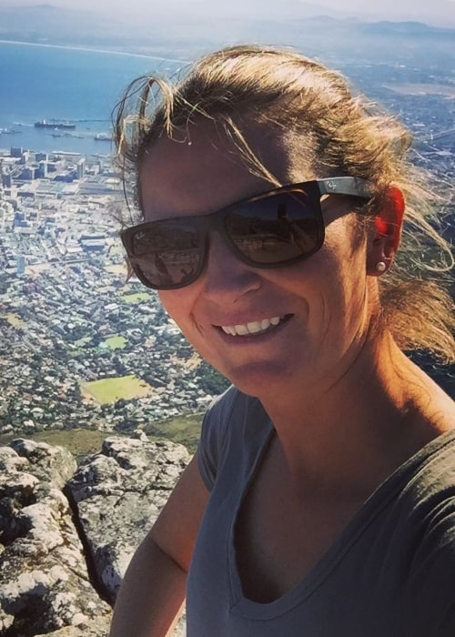 Charlotte Edwards as seen in an Instagram Post in February 2016