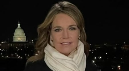 Savannah Guthrie Height, Weight, Family, Spouse, Education, Biography