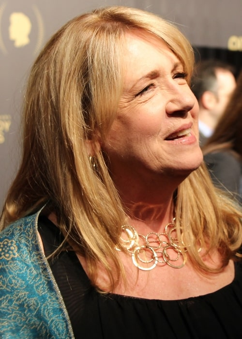 Ann Dowd as seen in a picture that was taken in New York City, Georgia, on Saturday, May 21, 2016