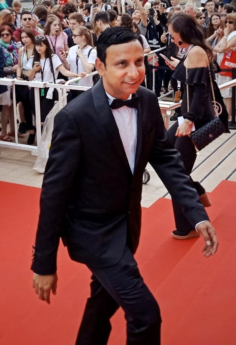 Inaamulhaq as seen at Cannes Film Festival 2018