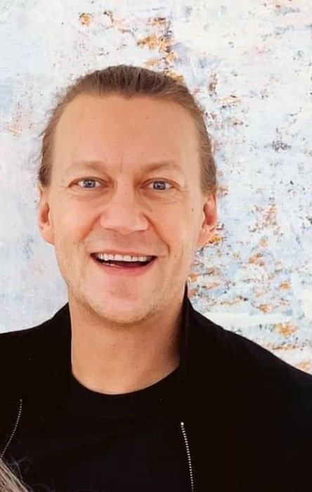 Jukka Hildén wishing everyone a happy Father's Day in November 2020