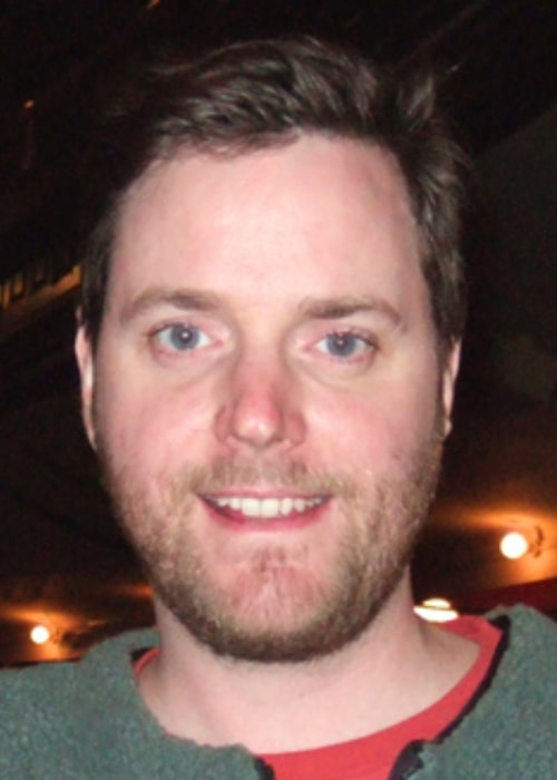 Kevin Hearn as seen in a picture that was taken in 2005