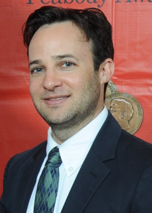 Danny Strong at the 2013 Peabody Awards