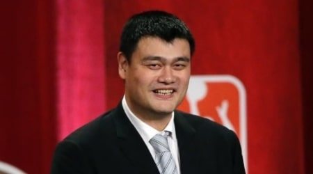 Yao Ming Height, Weight, Family, Facts, Spouse, Education, Biography