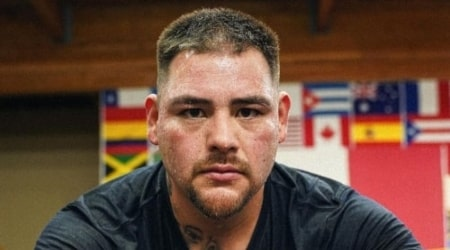 Andy Ruiz Jr. Height, Weight, Family, Facts, Spouse, Education, Biography