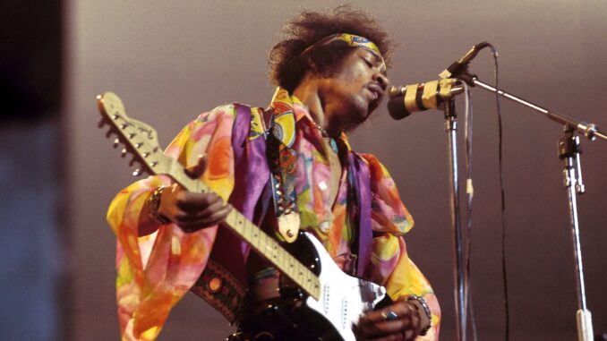 Who has Jimi Hendrix dated? Girlfriends List, Dating History