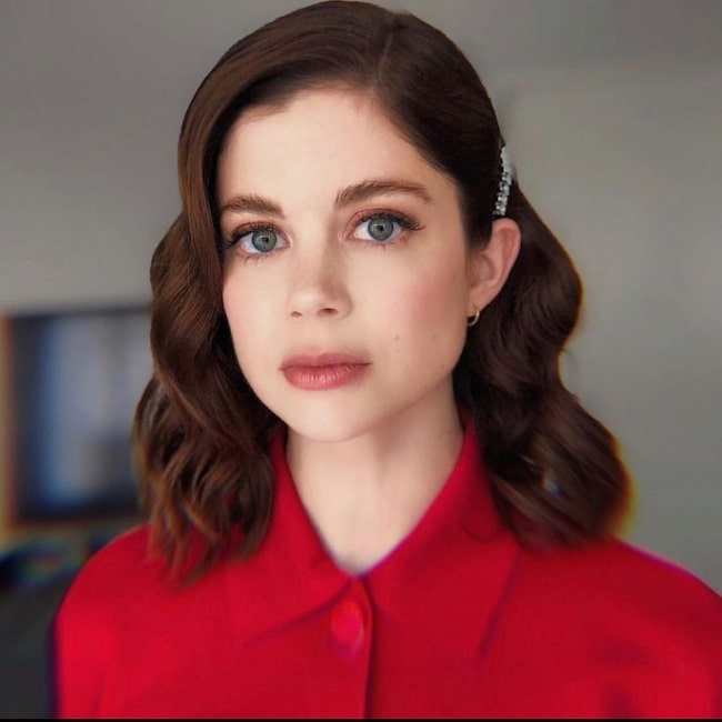 Charlotte Hope as seen in a picture that was taken in February 2020