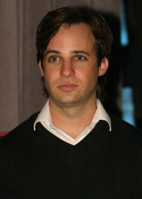 Danny Strong at the Kerry Edwards Fundraiser on October 24, 2004