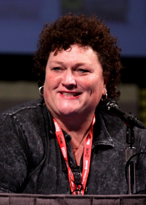 Dot-Marie Jones as seen at the San Diego Comic-Con International in July 2011