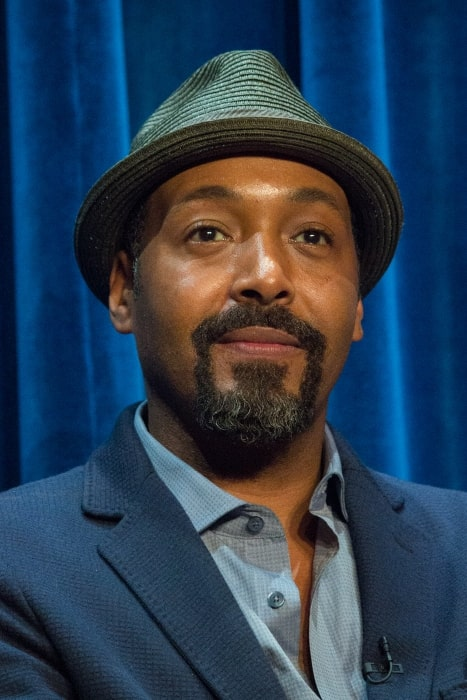 Jesse L. Martin at the PaleyFest Fall TV Previews 2014 for the TV show 'The Flash'