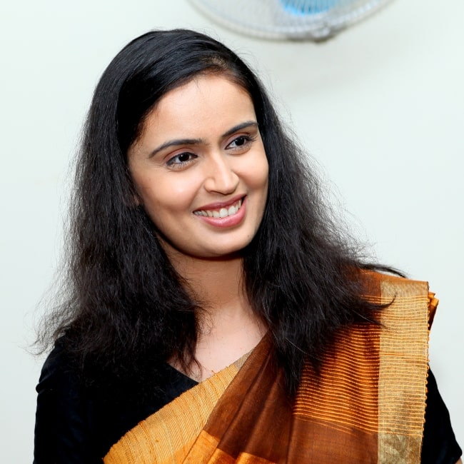 Kausalya as seen in a picture that was taken on July 29, 2014