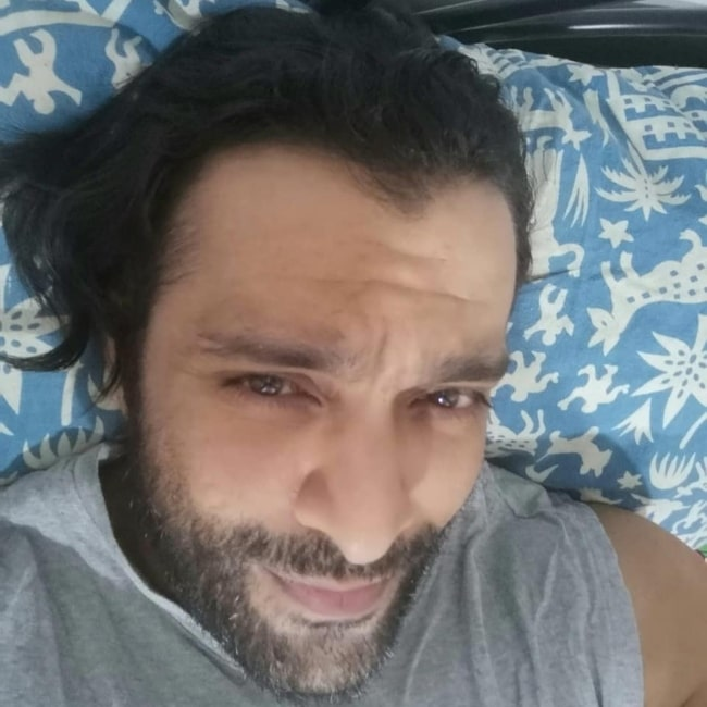 Nirbhay Wadhwa totally exhausted and taking rest in March 2021