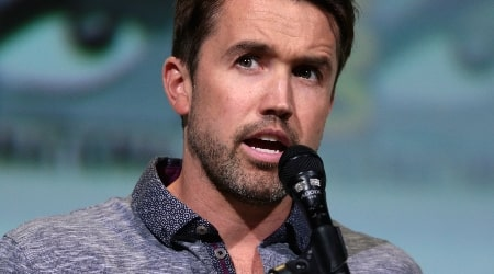 Rob McElhenney Height, Weight, Age, Body Statistics, Biography, Family